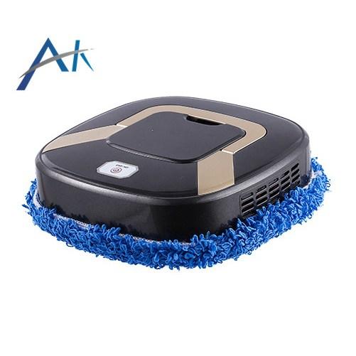 아카소 SD-8 스마트 무선 물걸레 로봇청소기 건식+습식 양용, 다크 그레이 (POP 5409889856)