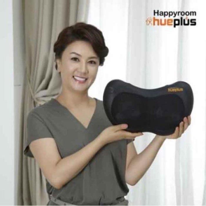 휴플러스 릴렉스 쿠션 안마기 HPM-50 (블랙), 단일상품