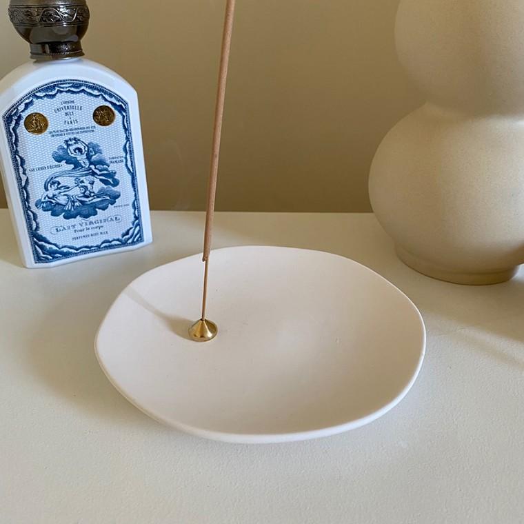 [제프파이썬]루나리아 미니 물방울 인센스홀더[무료배송상품], 상세페이지 참조