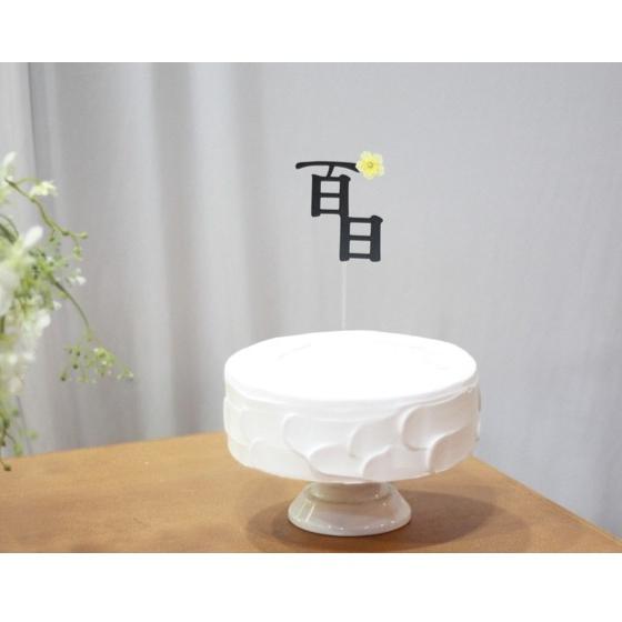[나우라이언] 클레이 케이크 (토퍼 무료) 백일 돌 생일 모형 모조 케익