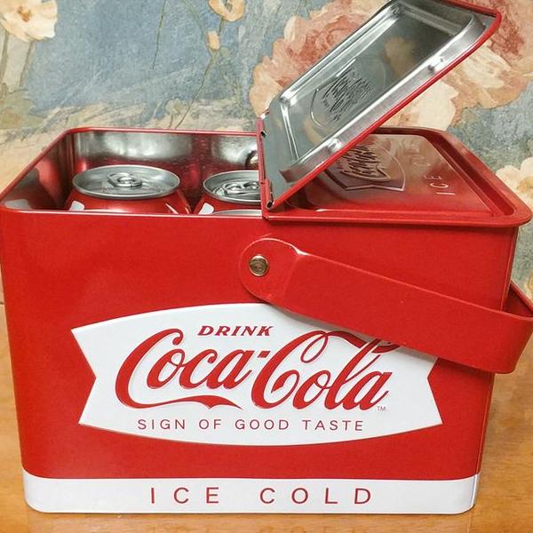 코카콜라캠핑쿨러백 코카콜라아이스박스 쿨러백 보냉백 쿨러 냉장박스