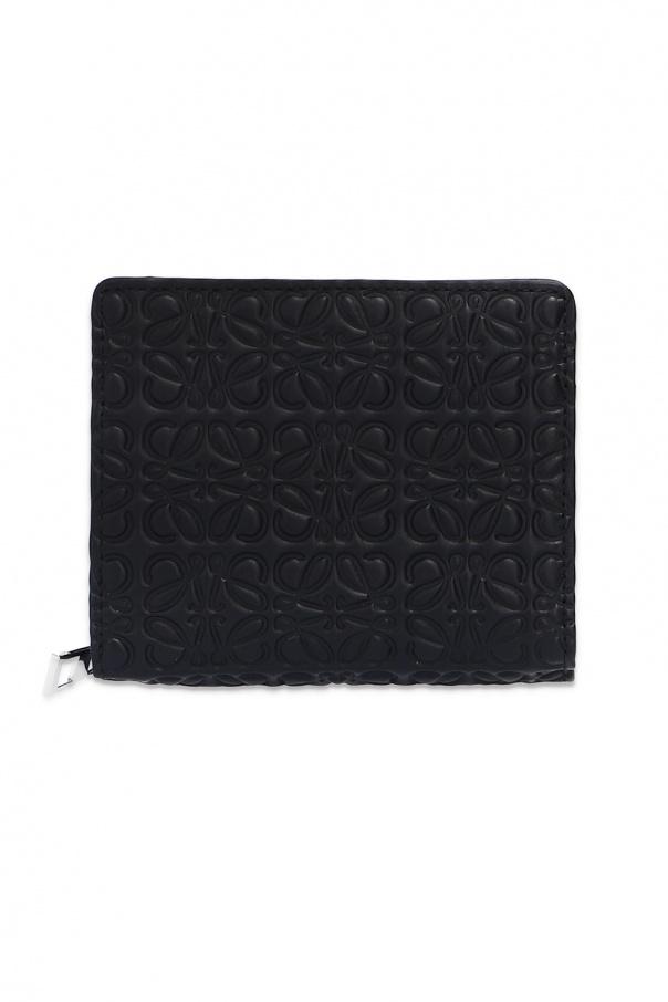 로에베 지갑 로고 - BLACK - UNI 10955Z41 0-BLACK 150불 이상 주문시 부가세 별도