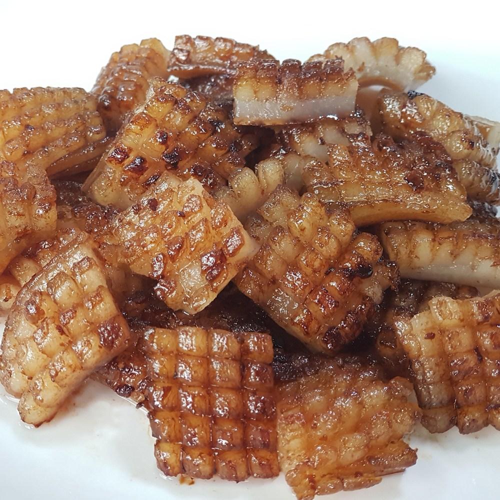 양념돼지벌집껍데기 2kg 콩가루서비스  1팩청정원 안주야 벌집껍데기 (냉동)  260g  1개맛의명가 반야월 벌집 돼지껍데기