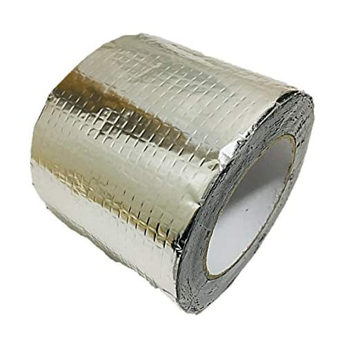 균열 보수 테이프 밀폐함 부틸테이프 방수 강력 점착벽 지붕 배관 비가 샘 누수 수 주위 02 10㎝ 5m, 사이즈 = 02 10㎝ 5m