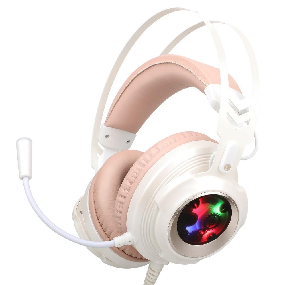 COX CH60 사운드플러스 리얼 7.1 진동 RGB 헤드셋