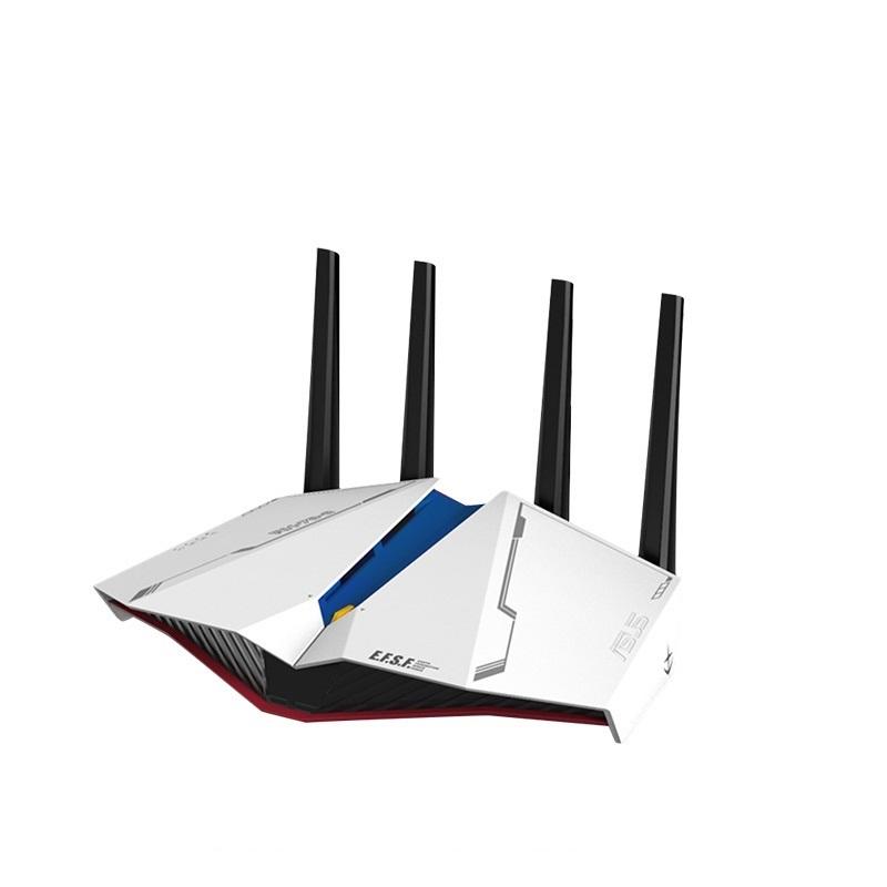 아수스 무선 게이밍 공유기 ASUS RT-AX82U WiFi6 기가비트, 아수스 RT-AX82U 건담 (화이트)