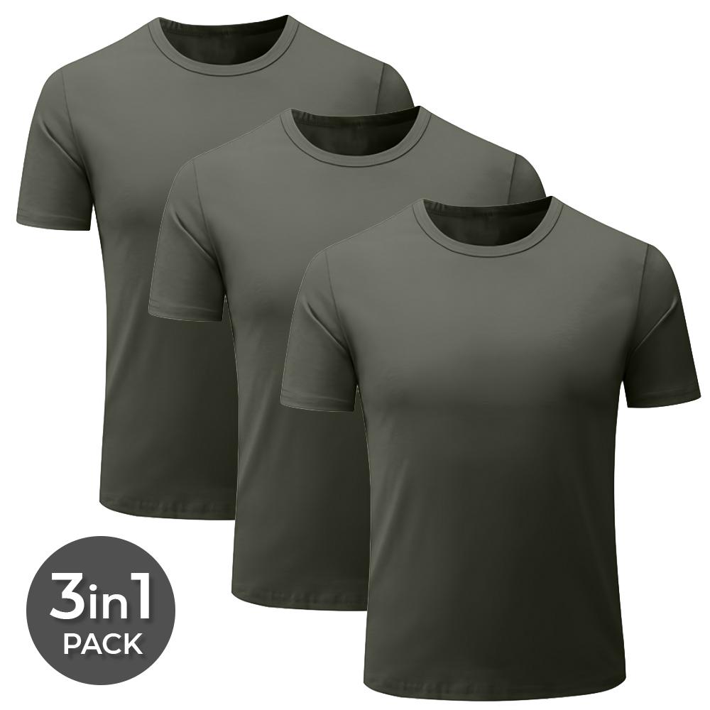아르메데스 드라이핏 기능성 쿨티셔츠 3매 세트