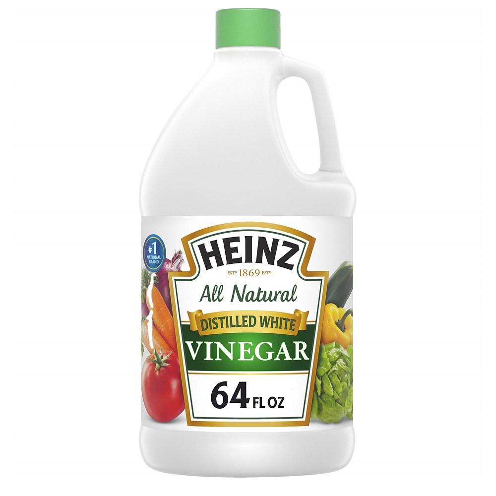 하인즈 요리 식초 피클초 증류 화이트 비네가 1.89L Distilled White Vinegar