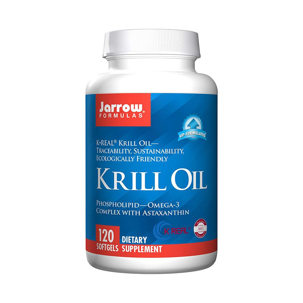 Jarrow Formulas 크릴오일 Krill Oil 120정 단품