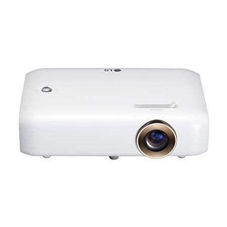 LG PH550 CineBeam LED Projector with Built-In Battery Bluetooth Sound Out and Screen Share, 상세 설명 참조0