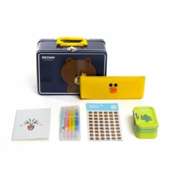 RKO293907라인 워너비 프리미엄 문구세트 어린이선물 문구도매 입학선물