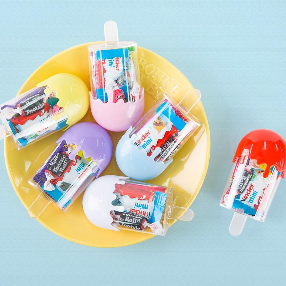 [샐리과자점] 아이스크림 / 영어 유치원 어린이집 학원 단체 생일 답례품 생일선물 파티 선생님 간식 어린이날