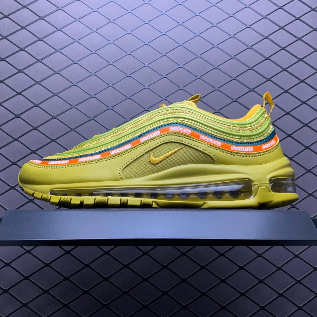 Nike [해외 배송] 나이키 에어 맥스 97 쿠션 레트로 총알 운동화 AJ1986-006