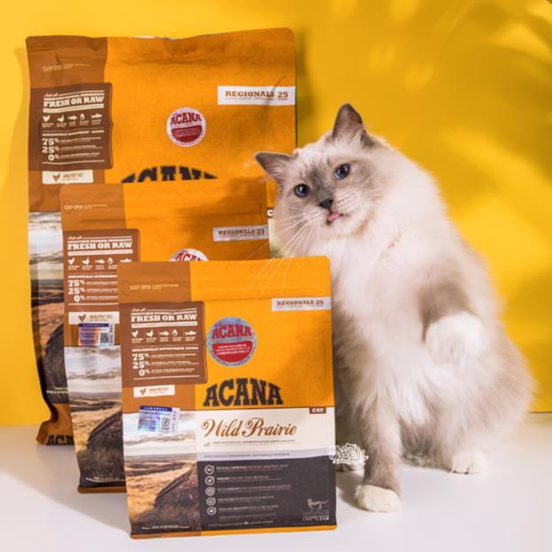 아카나 고양이 사료 아카나1.8kg 사료, 1.8g