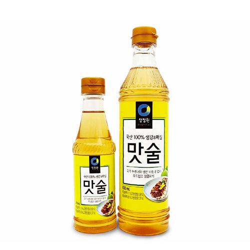 청정원 맛술, 830ml, 9개