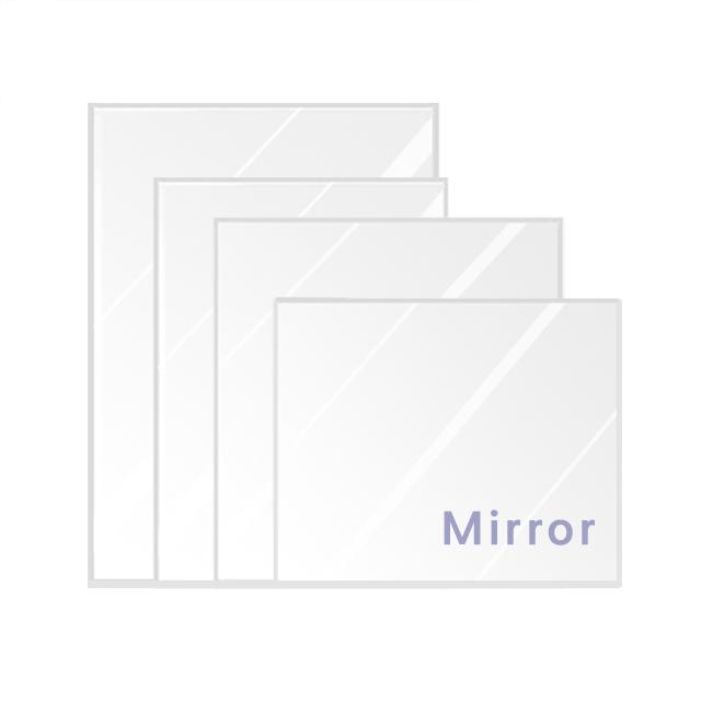 욕실 벽거울 욕실거울 엔틱 원형 팔각 타원 블랙 화이트 인테리어거울, 04_민자거울 600x900