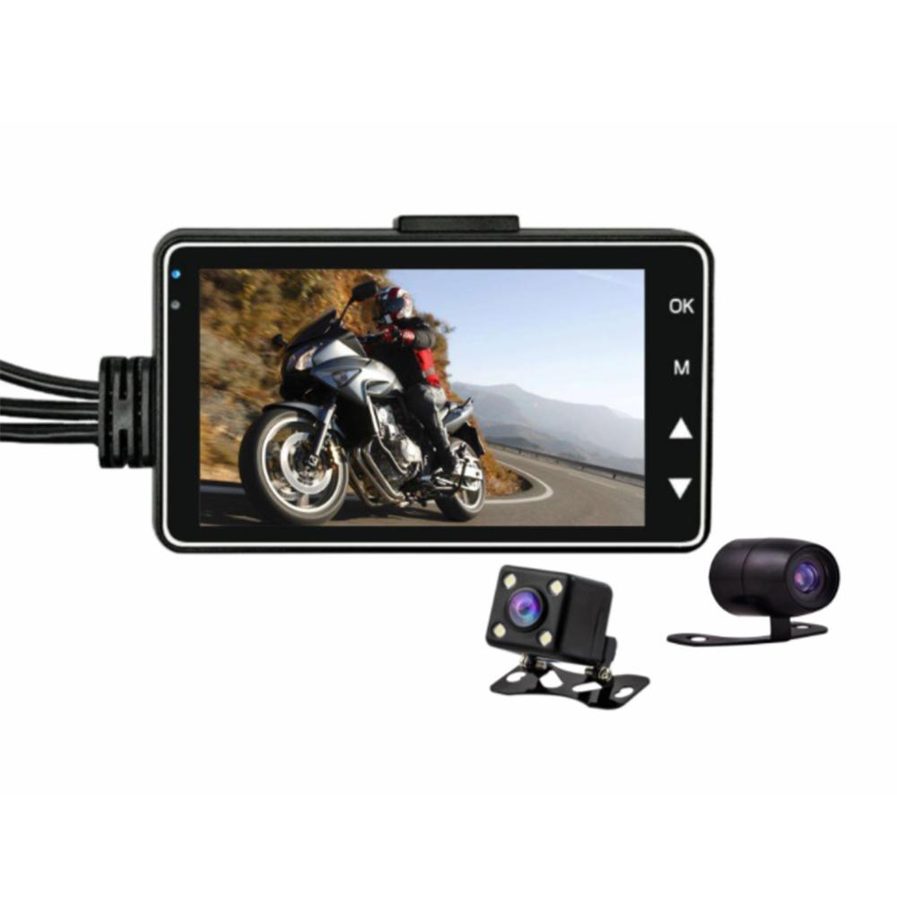 바이크 오토바이 스쿠터 자전거 2채널 블랙박스, 2채널 메모리미포함