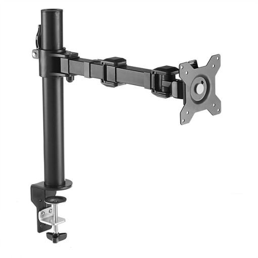 아마존 베이직 싱글 모니터암 Amazon basic single monitor arm, 블랙