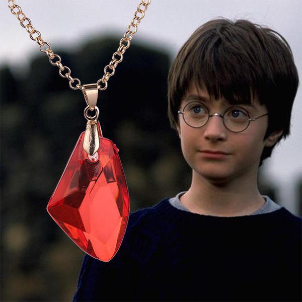 일코용 해리포터 목걸이 마법사의 돌 굿즈 해덕 선물