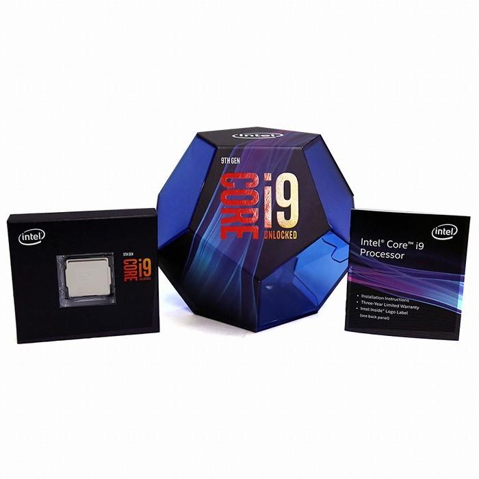 인텔 코어 i9-9세대 9900K (커피레이크-R) (정품), 단일상품