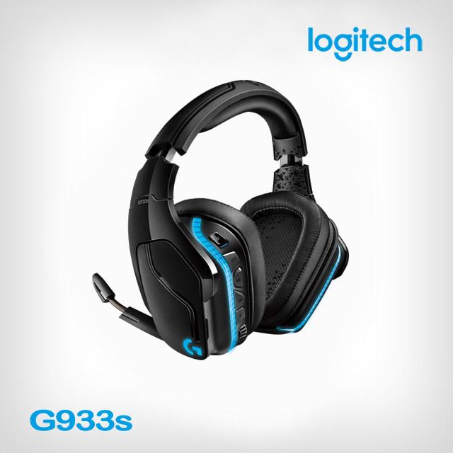 로지텍 G933s 무선 7.1 LIGHTSYNC 게이밍 헤드셋 병행수입, G933s - 새제품, 로지텍 헤드셋 수량한정
