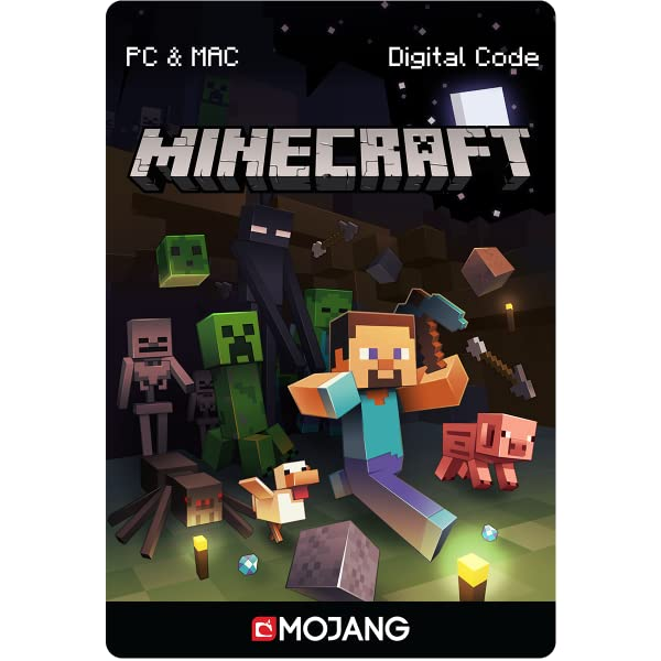 Minecraft: Java Edition for PC/Mac [Online Game Code], 단일상품