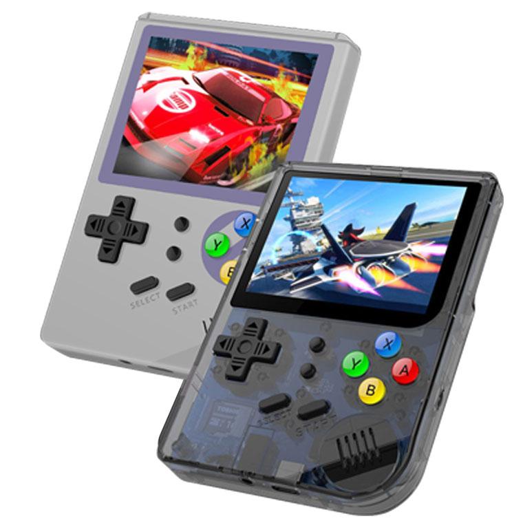 IPS 레트로 휴대용 게임기 스페셜버전 32GB 그레이, RG300-9-4321088016
