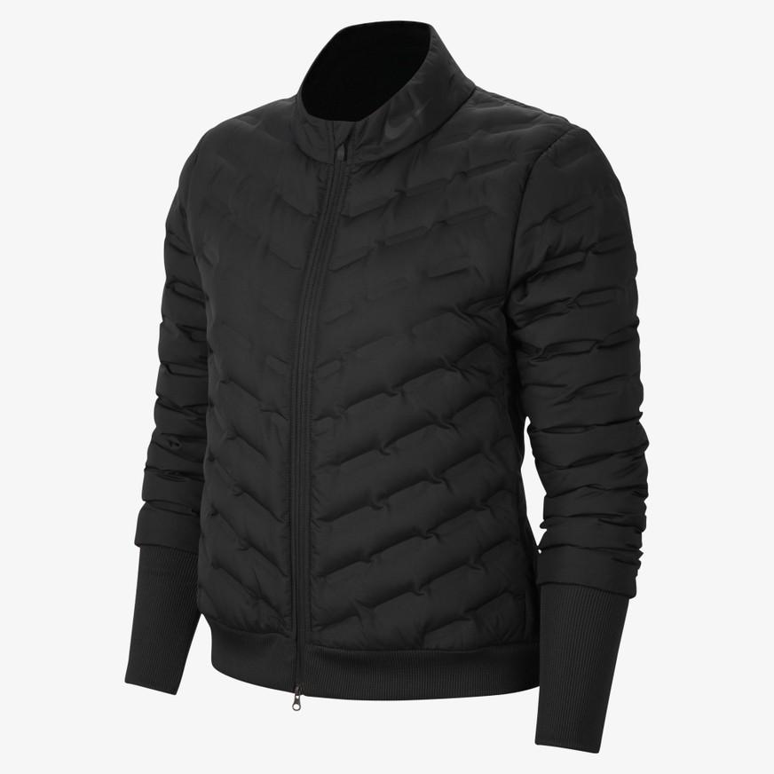 [공식판매처] 나이키 우먼스 에어로로프트 하이퍼어댑트 믹스 풀집 재킷 블랙 CK5881-010 류씨네편집샵