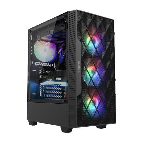 대한컴퓨터샵 i7 10700F 라이젠R7 1700할인 게이밍조립컴퓨터PC데스크탑, HD630/GTX1660/RTX3070선택, 노마드 76)