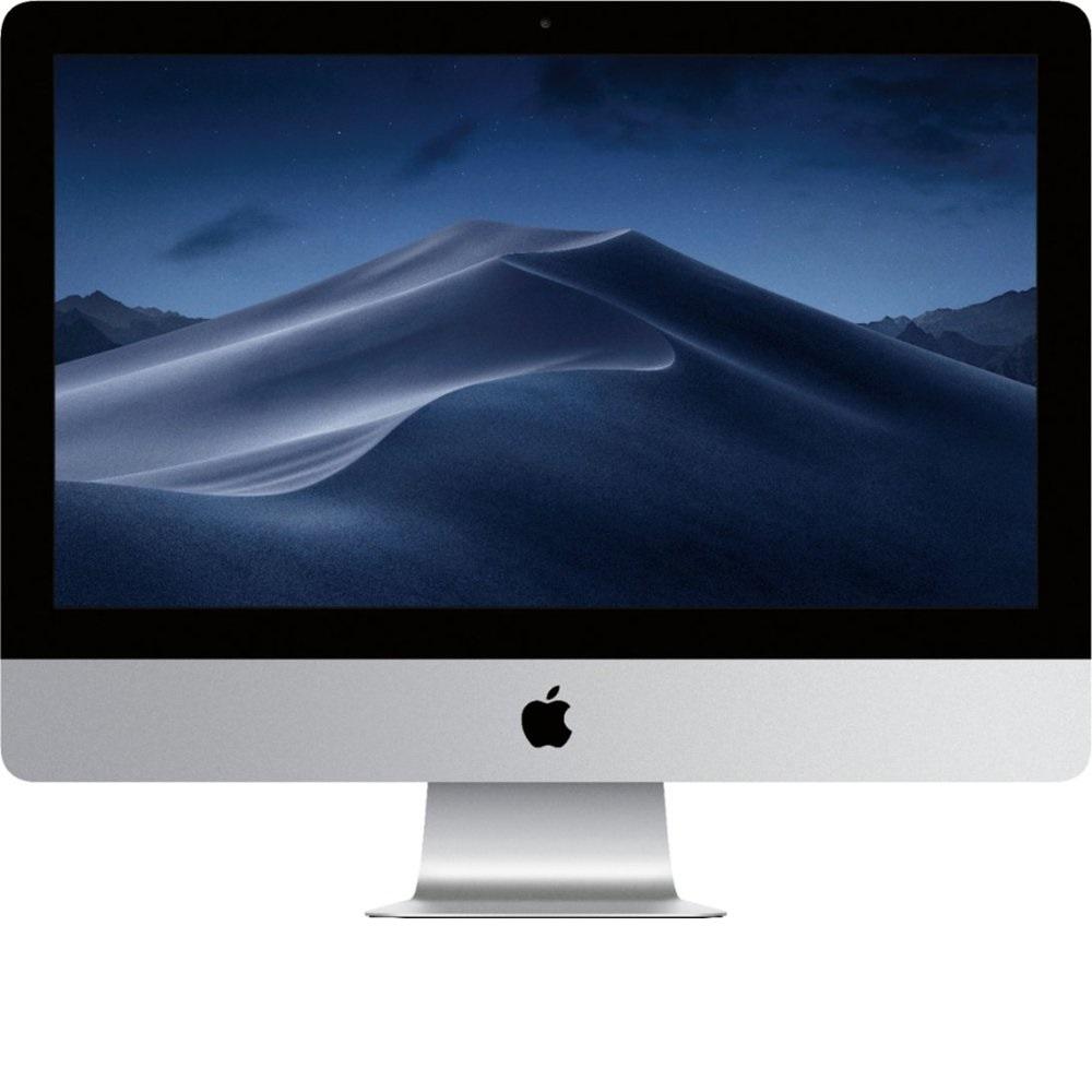 Apple (MRQY2LLA) 27 iMac with Retina 5K display Intel Core i5 (3.0GHz) 8GB Memory 1TB Fusion Drive Silver, 단일색상, MRQY2LLA