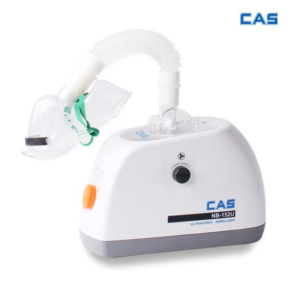 카스 초음파 네블라이져 NB-152U 비가열식흡입기 호흡기 비염 치료용 (POP 2209044259)