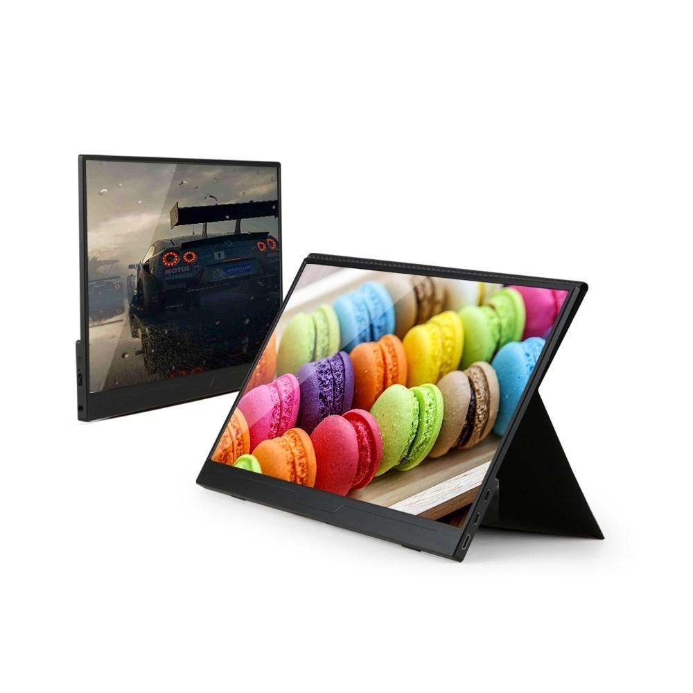 캐리비전 UL156U4K 미러링 플스 닌텐도 포터블모니터 노트북듀얼모니터 휴대용모니터