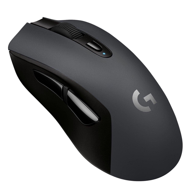 로지텍 프로게이머들이 사랑하는 게이밍 마우스 G603 LIGHTSPEED, 블랙
