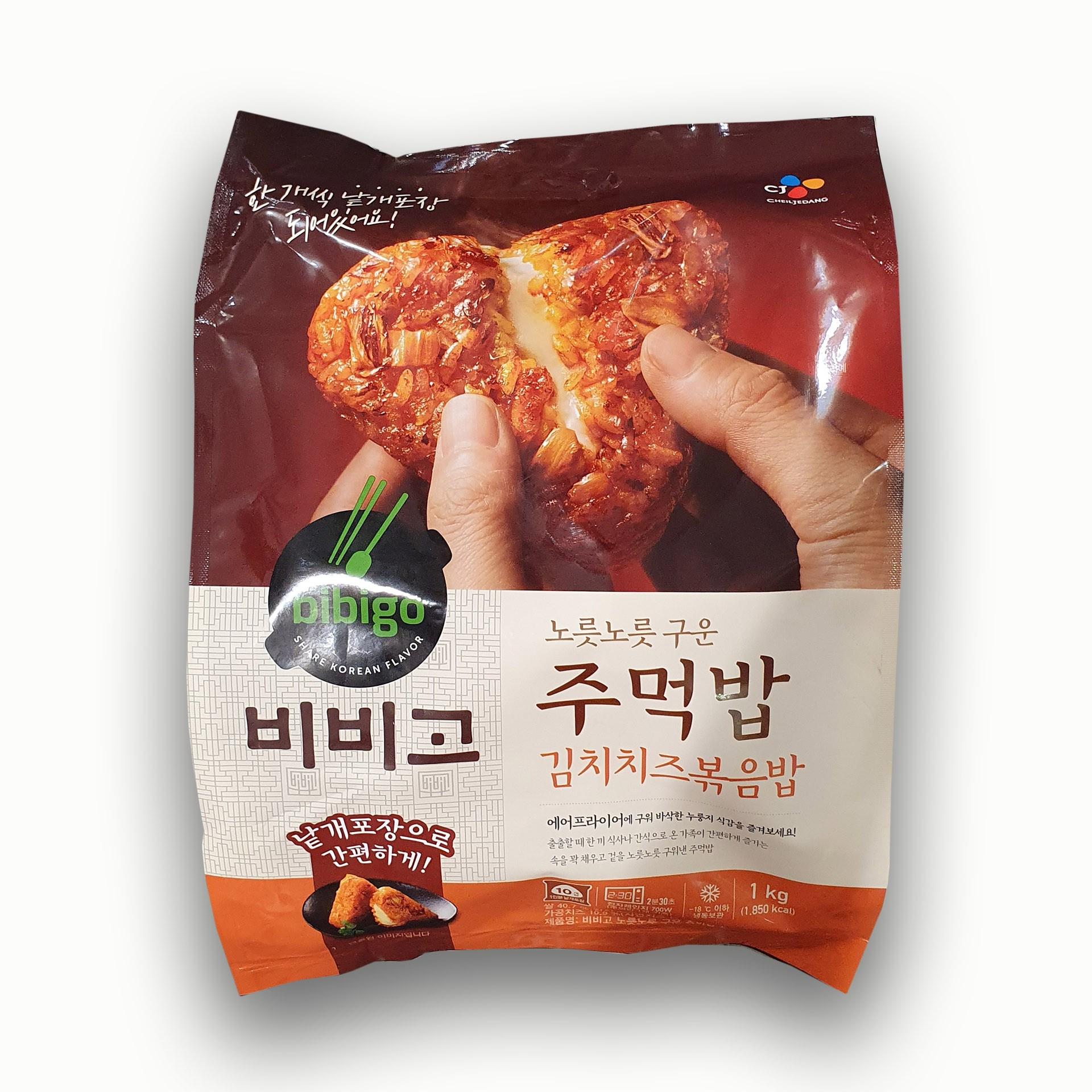 [아워홈마트] 코스트코 비비고 주먹밥 100g × 10개입 / 친환경 보냉박스 포장, 1개