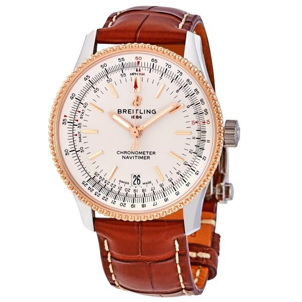 Navitimer Automatic Chronometer Silver Dial Unisex Watch U17325211G1P2