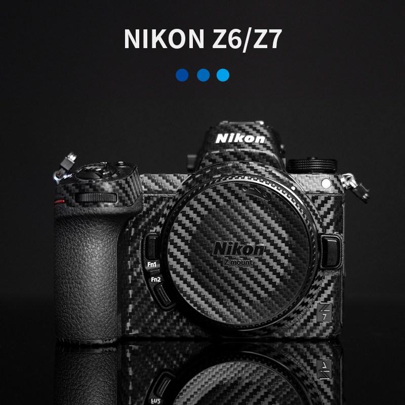 SELENS 소니 A7R4A7M3A7R2 카메라 기체다 풀팩토리 보호 보호필름 카본 캐논 EOSRP 스티커 시트지 아플리케, Nikon Z6/Z7