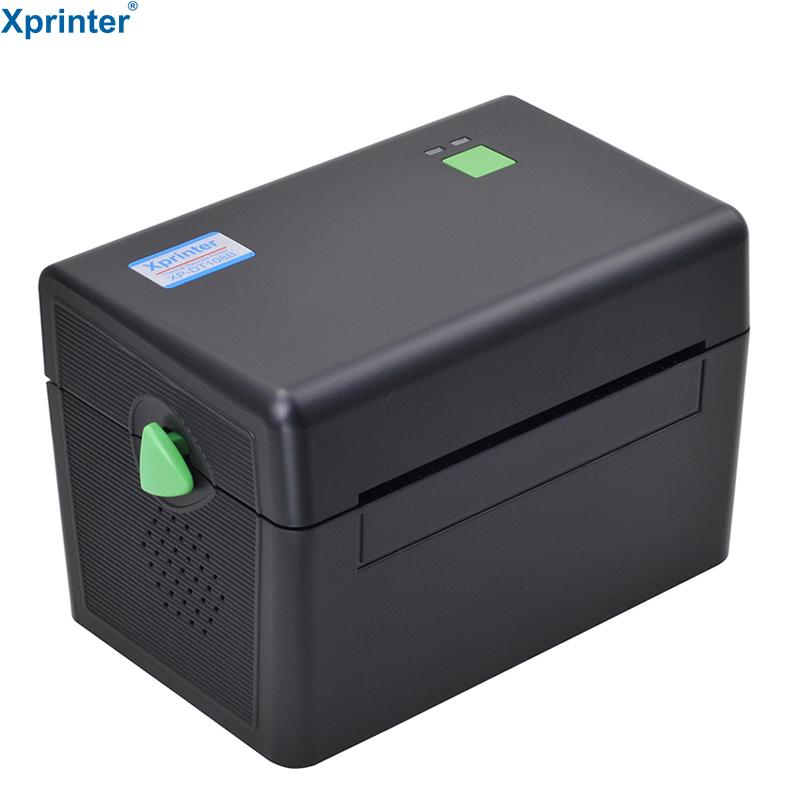 한국 XPrinter 택배 송장 라벨 프린터 XP-DT108B-KR CJ 로젠 한진 롯데 우체국 라벨기, XP-DT108B-KR 블랙