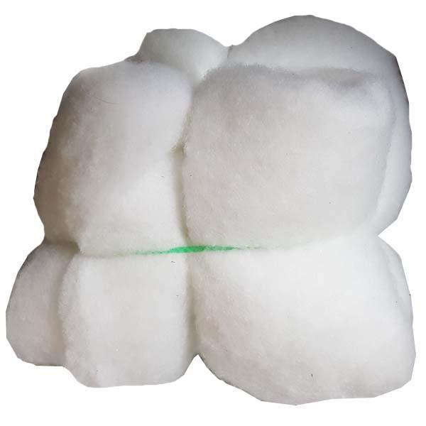 여과솜 여과솜 대용량여과솜 하얀색여과솜, 1개