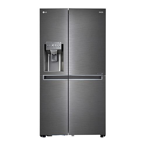 [LG전자] LG DIOS 얼음정수기 냉장고 J812NS35 무료배송, 단품