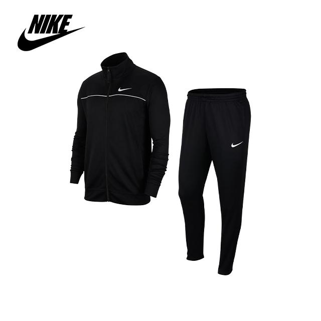 나이키 남성 라이벌리 트랙수트 세트 블랙 Nike Mens Rivalry Tracksuit Set (BK4157-010)