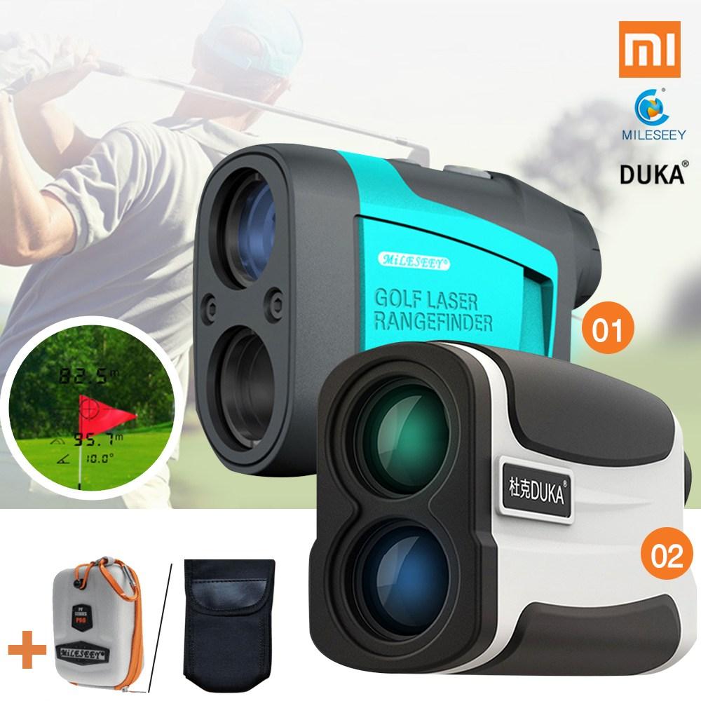 샤오미유핀 DUKA 골프거리 레이저 측정기 600M/800M/1200M/1500M, 샤오미 DUKA 골프거리 레이저 측정기 600M