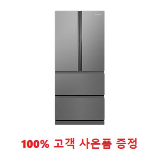 사은품 증정/위니아 김치냉장고 딤채 2020년형 스탠드형 쉐이드메탈 467L (BDQ48DKGSM) 1666-4175