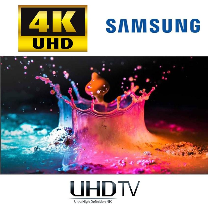 삼성전자 삼성50인치TV UHD 4K 사이니지 삼성기사 무료방문배송, 본체만(삼성기사배송)
