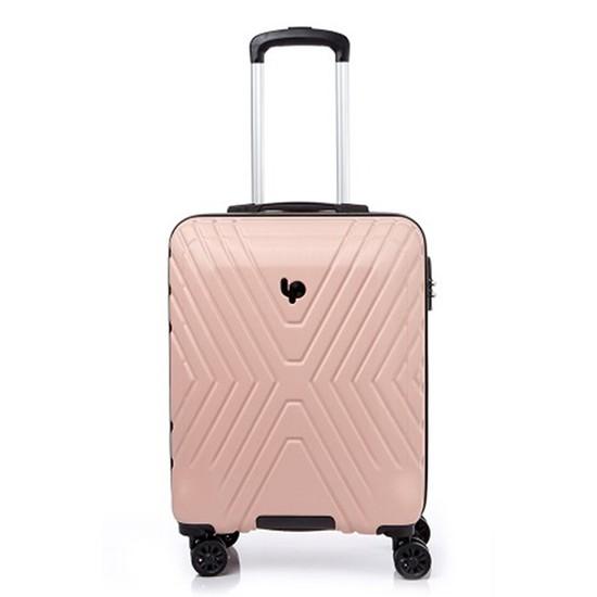 럭키플래닛 제니아 핑크 21인치 기내용 하드캐리어 여행가방 캐리어