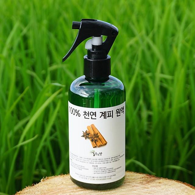 Product Image of the 순수팜 시나몬 계피 스프레이 모기 기피제 진드기 퇴치제, 250ml