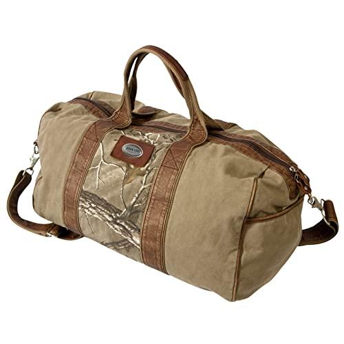 NMT Canyon Outback Leather Goods Inc. Urban Edge Hudson Realtree Xtra 20 인치 캔버스- P0545013C0YBL87, 기본 (POP 2090358698)