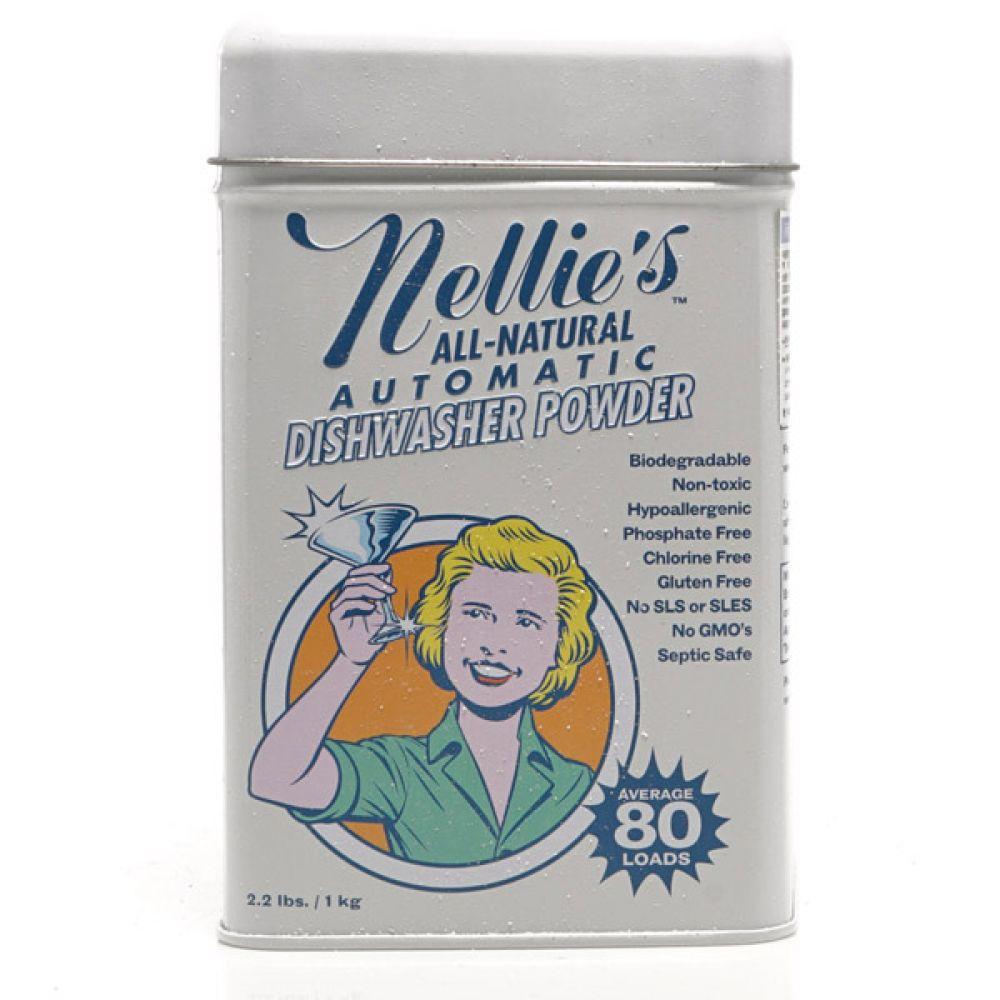 넬리 자동 식기 세척기 세제 1kg 1개