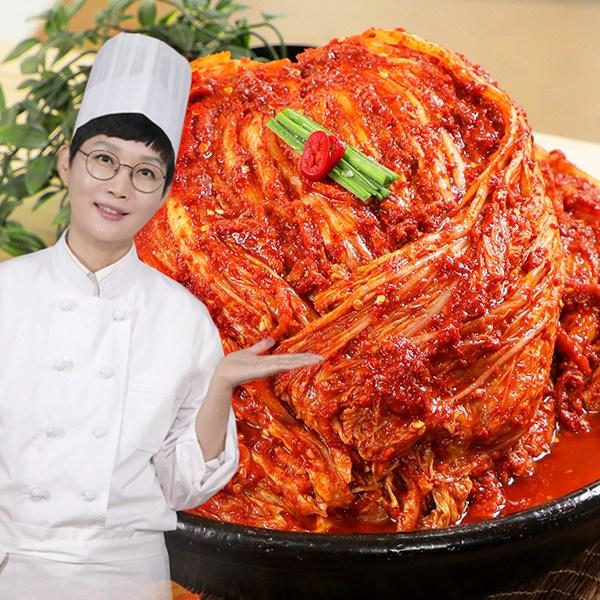 팽현숙 최양락의 맛있는 옛날 포기김치 5kg, 단품