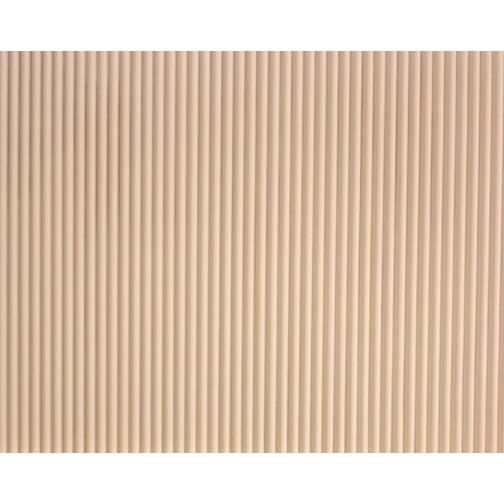 예림 백골반달 템바보드 9x1200X2400mm (도장용) 벽면곡면 인테리어 MDF 합판 목재