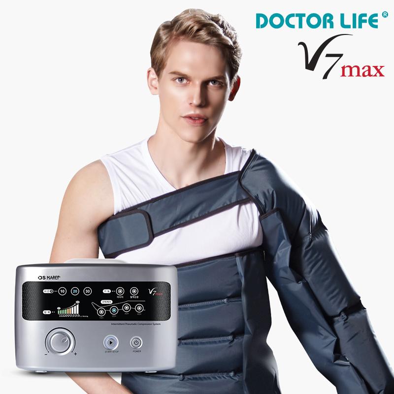 닥터라이프 V7max 공기압마사지기 패밀리풀세트, 단일상품
